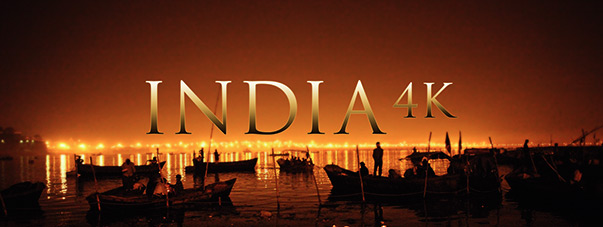 India 4k – Ultra HD